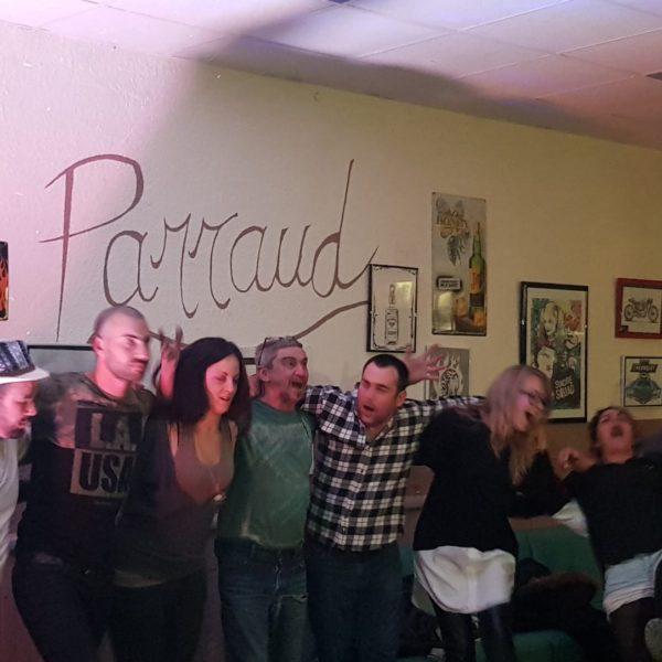 Café Parraud Lauris Mars 2018