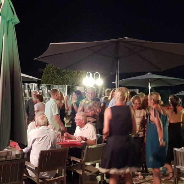 Restaurant Hacienda Juillet 2018