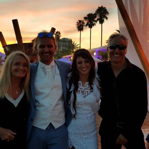 Mariage Cannes Riviera Beach 2018