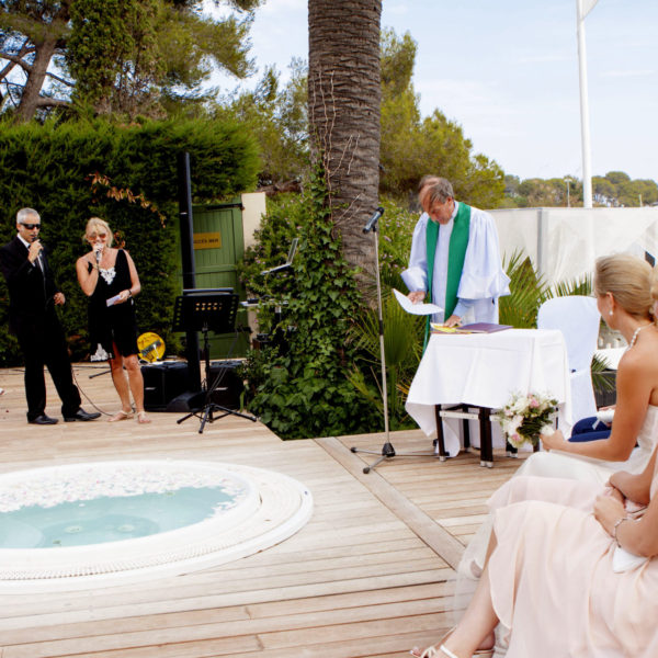 Mariage Villa Mauresque Saint-Raphaël Septembre 2015
