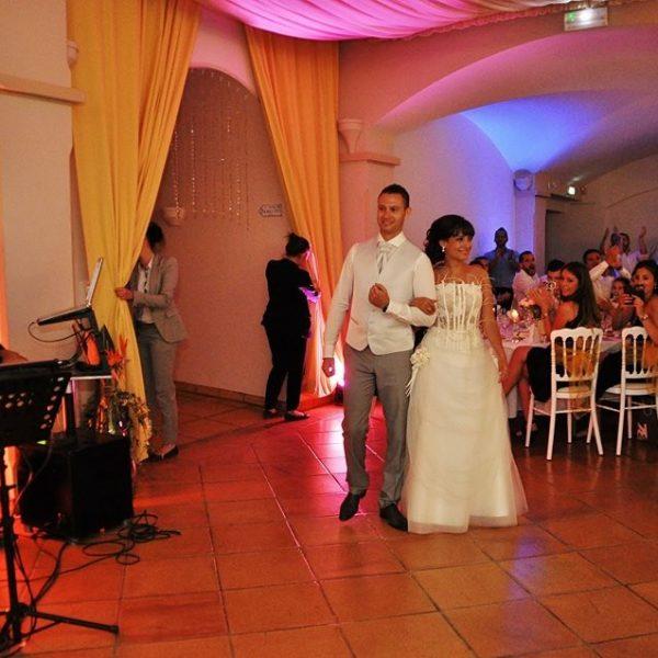Mariage chateau de berne Aout 2015